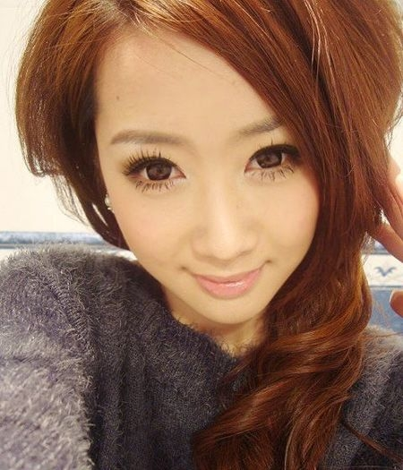 程琳个人资料    程琳一直是网络美女的第一位