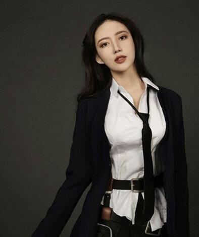 王雨檬个人资料 她被称为最美绝地求生女主播