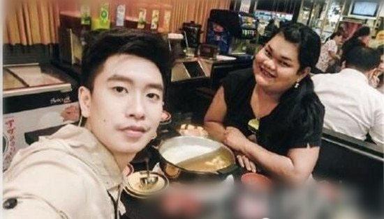 泰国网红快乐宝拉资料男的女的 又肥又丑却俘获型男鲜肉