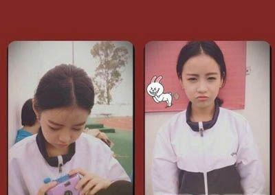 张依依为什么被打   张依依在高中的时候也是个不良少女