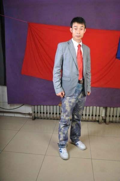 赵朝刚资料及照片   专业人士对他给予高度好评和赞扬