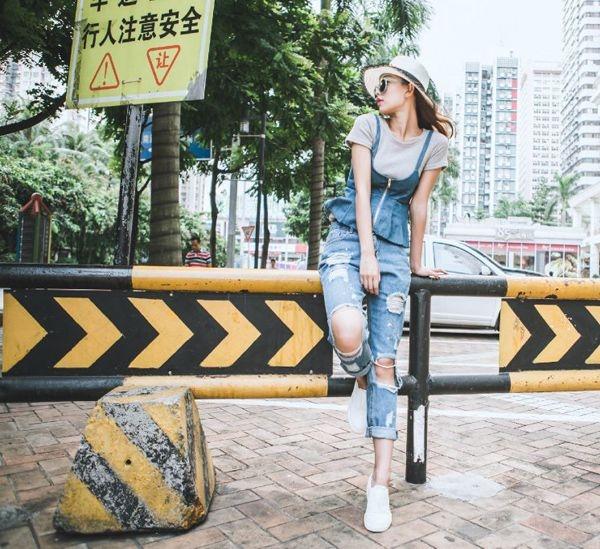 李璐淘宝店叫什么     她的店里有很多年轻女孩喜欢的衣服类型