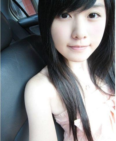 王梦溪未经处理雅照原图   照片是王梦溪的男友为了报复她发出来的