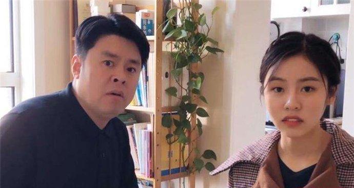 祝晓晗和大纯什么关系 祝晓晗家境背景怎么红的