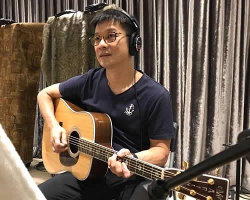 阿冷台湾录歌颇受好评    就连飞儿乐队都是陪同令人羡慕