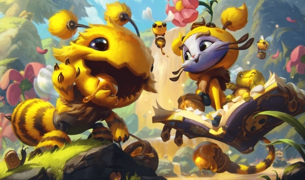 021小蜜蜂宝典来袭