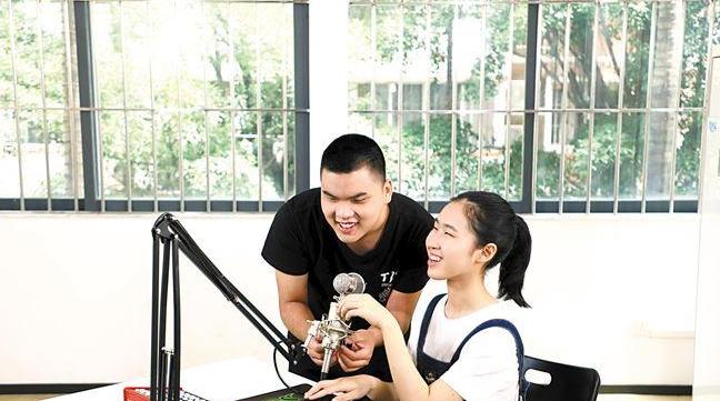 主播电台可生产原创内容     提升用户活跃度来增加关注度