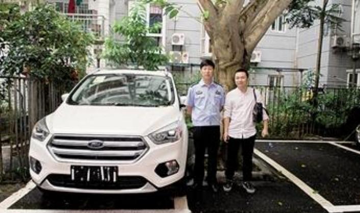 重庆90后偷车贱卖打赏女主播     两辆车他卖了9万多元