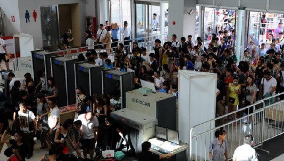 Chinajoy四天入场人数首次超25万 海外30余个国家携最新产品出展