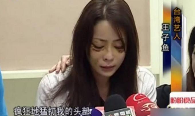 美女演员被家暴引热议    逼她签放弃儿女的抚养权