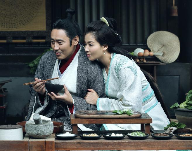 刘涛吴秀波演夫妻的古装剧叫什么  为什么这部剧很少有人提起