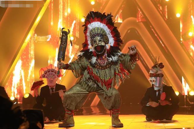 我要上蒙面新酋长是谁 好声音的冠军李琦真的去参加了吗