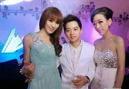 深圳顶级富二代张家乐资料 张家乐是男是女结婚了吗