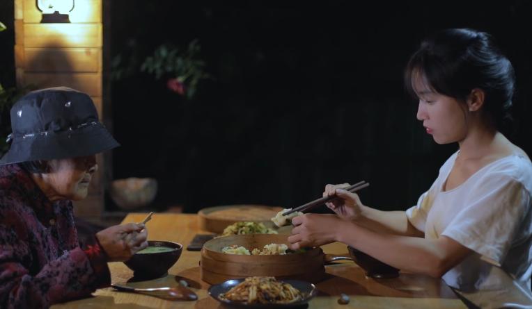 李子柒抖音视频被越南博主模仿抄袭 国际影响力非同一般
