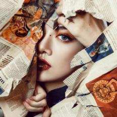洁哥是女大神呐的二次创作  高颜值配合过硬化妆技术太绝