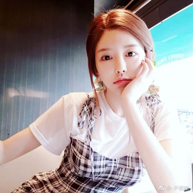 韩女主播尹素婉表示目前未签约平台 坚定称不和熊猫重签