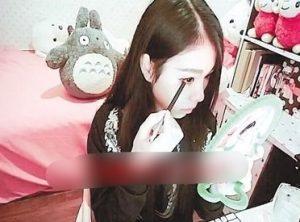 重庆90后游戏女主播月入上万 却自称不幸福