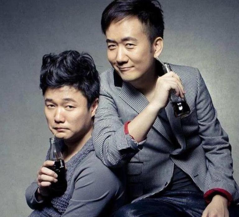筷子兄弟讲韩语偷整容是真的吗   两人完全没必要去整容