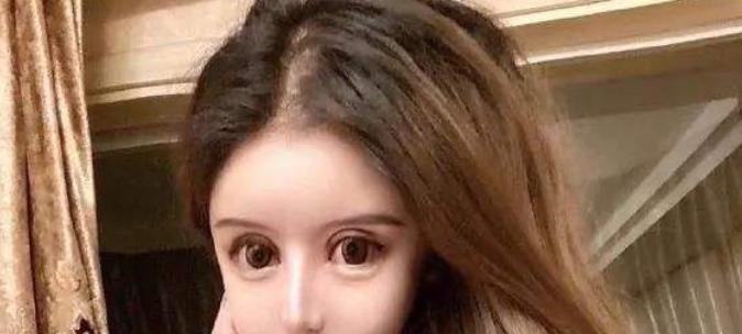 """网红""""小z娜娜""""三年整容100次 未成年的她对自己够狠"""