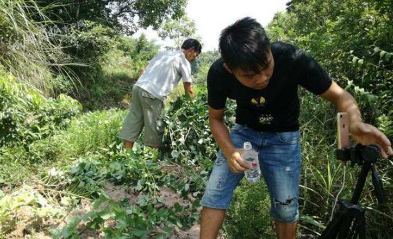 男子直播村里生活收入是打工的三倍   但却不被父母乡邻理解