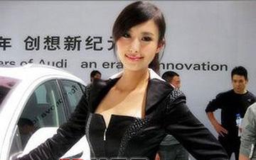 中国第一车模翟凌为什么叫兽兽  深扒一下兽兽的资料