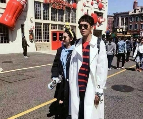 张若昀唐艺昕恋爱甜腻 公布关系的时候羡煞网友