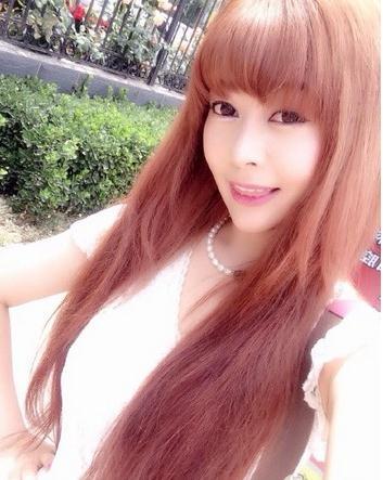 在韩国发展的中国籍女歌手赵采儿     成功登上江苏卫视